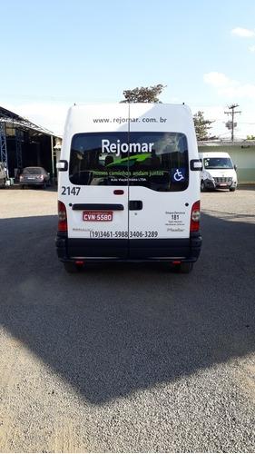 renault  máster bus dci