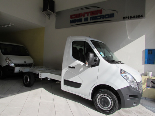 renault master chassi 0km 2020
