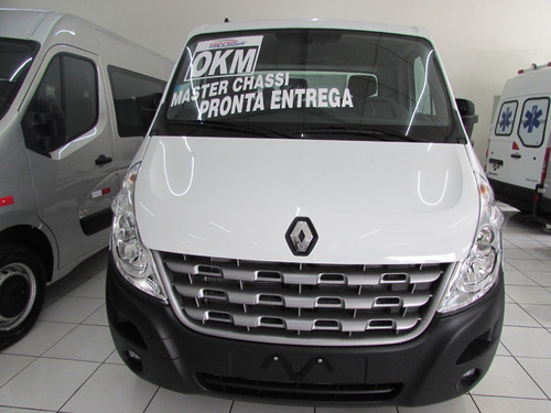 renault master chassi 2019/2020