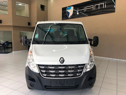 renault master chassi 2020 carroceria
