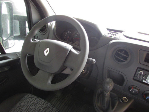 renault master chassi
