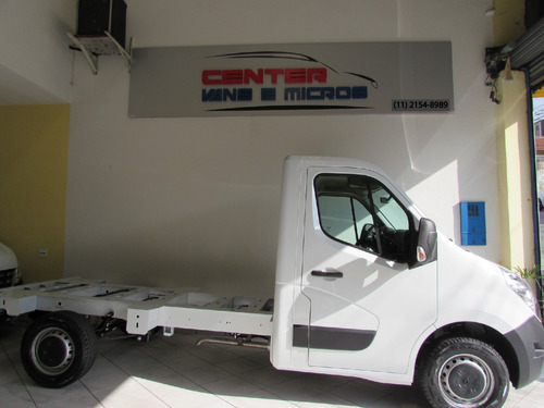 renault master chassi l2h1