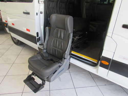 renault master executiva cadeirante l3h2