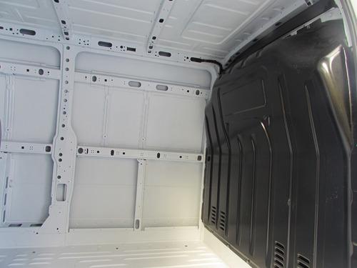 renault master furgão 0km l3h2 pronta entrega