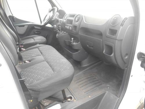renault master furgão l1h1 2.3 16v turbo interc
