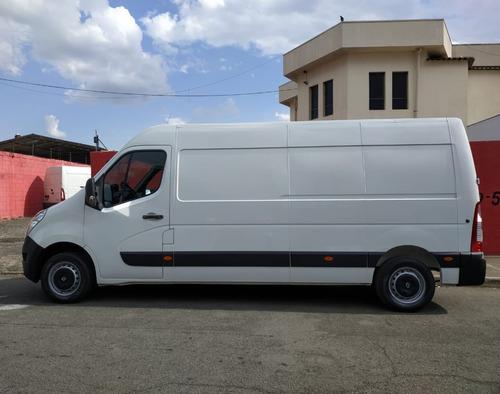 renault master furgão l3h2 2015 covelp caminhões