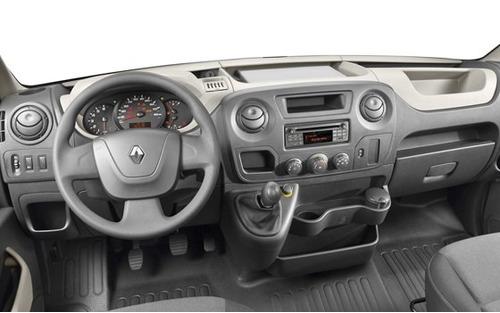 renault master furgon 0km $150000 y ponela a trabajar jb
