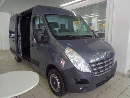 renault master furgon corta/mediana/larga!!! financio 100%