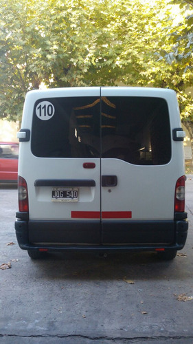 renault master furgon corto 2.5 2011