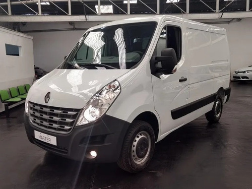 renault master furgon corto stock disponible facturar (ga)