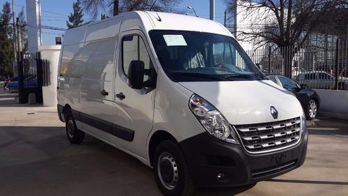 renault master furgon, facilidades y stock limitado! oportun