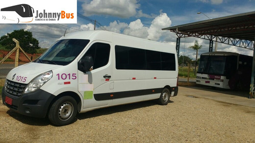 renault master h3l3 - ano 2014/15 - johnnybus