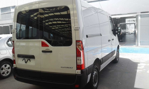 renault master l1 h1 furgon corto 0km