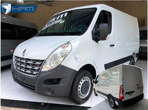 renault master l1h1 furgao branco 2020 diesel