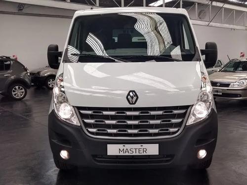 renault master l1h1  furgon corto 2021 e/inmediata!! (jav)