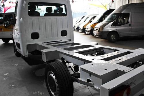 renault master l2h1 chassi cabine motor 2.3 2020 branco