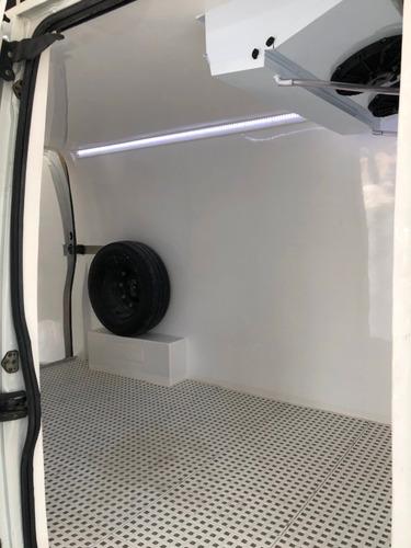 renault master l2h2 0km refrigerada -10 graus