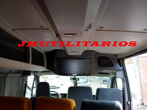 renault master l3h2 2013 executiva 90.000 km jm cod 303