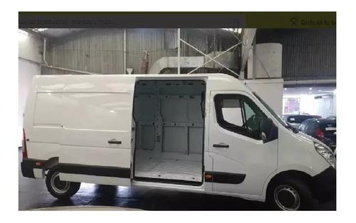 renault master l3h2 furgon largo financio 50% a tasa 15% ng