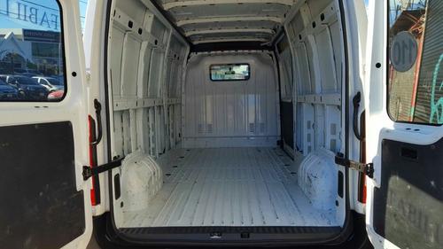 renault master l3h2 furgon largo techo alto a/a unico dueño