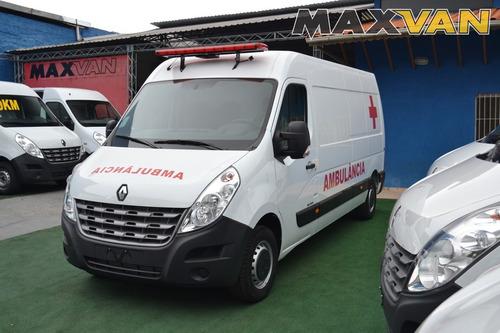 renault master master ambulancia l3h2 simples remoção