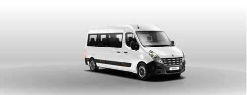 renault master mini bus chaco