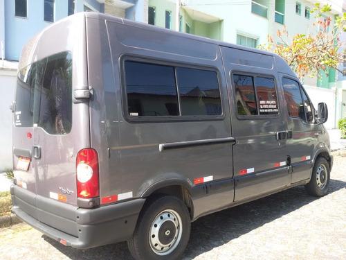renault master minibus 2007