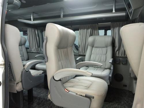 renault master minibus 2018 prata executive especial 8+1 lug