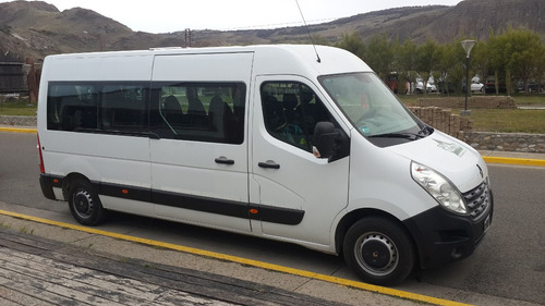 renault master minibus 2.3 15+1 2014
