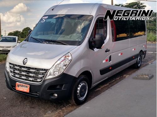 renault master minibus l3h2 2014/2015 negrini utilitarios