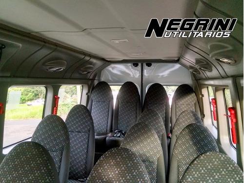 renault master minibus l3h2 2015/2016 negrini utilitarios