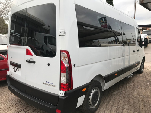 renault master minibus pasajeros