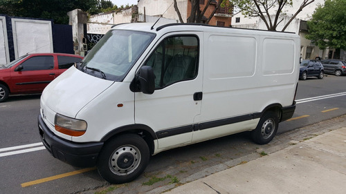 renault master mod 2006 furgon 2.5 dci