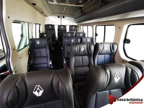 renault master pasajeros
