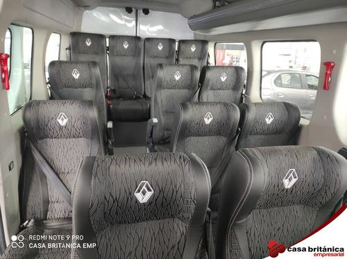 renault master versión pasajeros