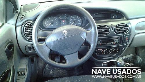 renault mégane 1.6 nafta 5 puertas pack plus 2007