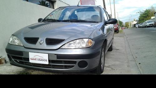 renault megane 1.6 pack plus 2008 gris 5 puertas hmu