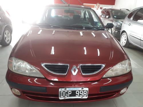 renault mégane 1.9 diesel confort  2005