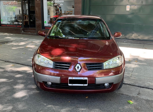 renault megane 2 1.6 luxe  2008