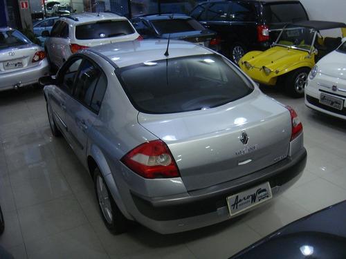 renault megane 2.0 dynamique 2009 automático