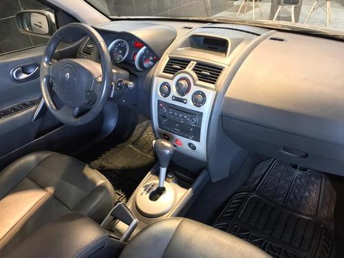 renault mégane 2.0 dynamique sedan 16v gasolina 4p
