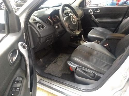 renault megane 2.0 privilége sedan 16v