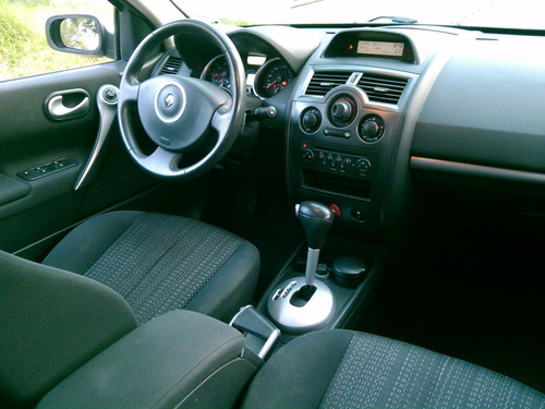 renault megane 2009 automatico impecable!!!!!