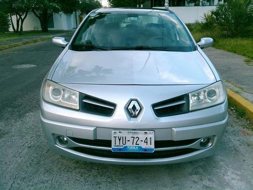 renault megane 2009 automatico impecable!!!!!