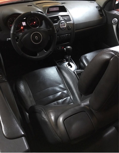 renault mégane 2p coupe cabriolet aut a/a ee piel  2007