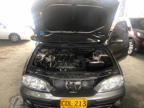 renault mégane advance 1.6 automático 2008