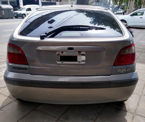 renault megane autentic 2006 bicuerpo
