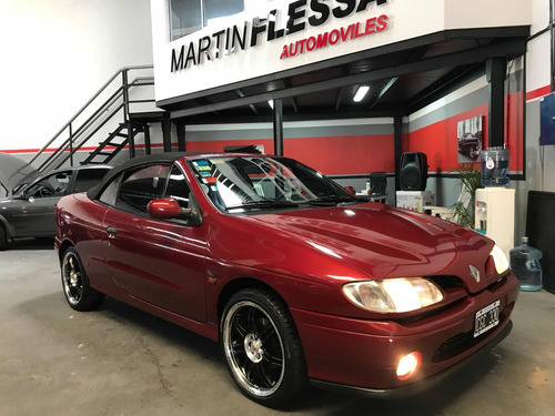 renault megane cabriolet 2.0 115cv 1998