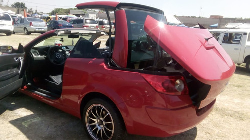 renault megane convertible 2007