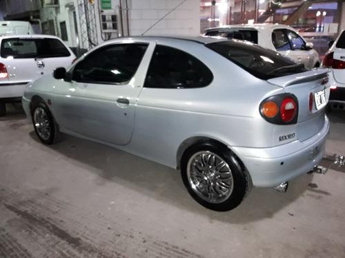 renault megane coupe 2.0 1999 c/gnc